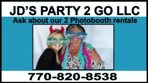 2 Photo Booths